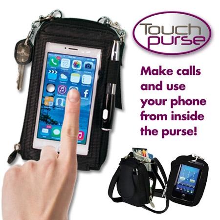 کیف پول touch purse