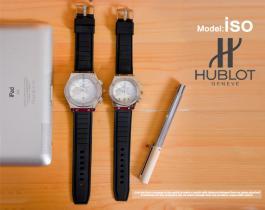 ست ساعت Hublot مدل Isoصفحه سفید