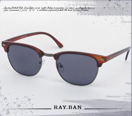 عینک طرح ری بن کلاپ مستر( قهوه ای )
