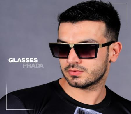 عینک افتابی مردانه مدل Bina