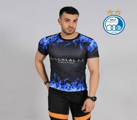 تیشرت مردانه Esteghlal مدل Padovani